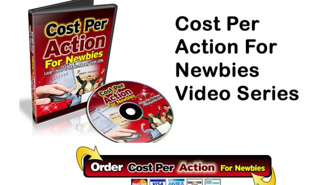Cost Per Action For Newbies