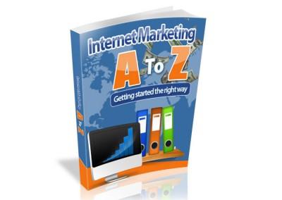 Internet Marketing A to Z
