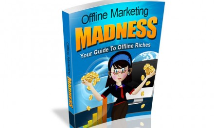 Offline Marketing Madness