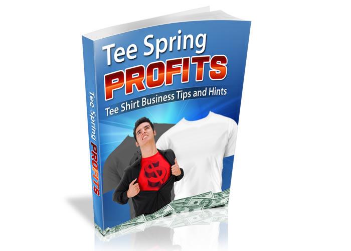 Tee Spring Profits