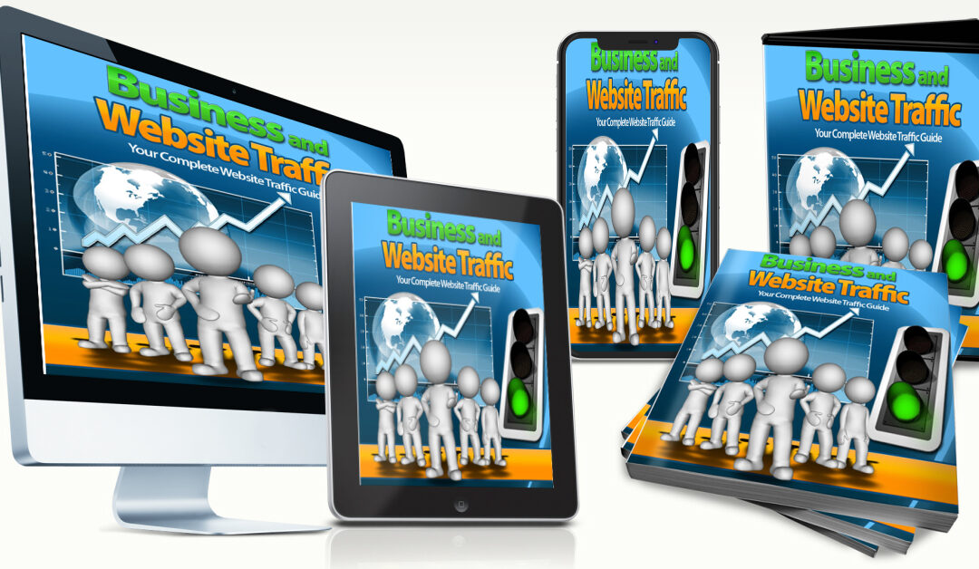 Business And Website Traffic Ebook