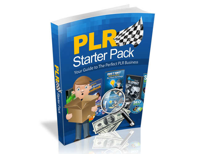 PLR Starter Pack