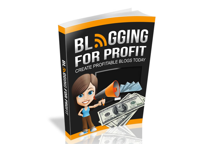Blogging For Profit