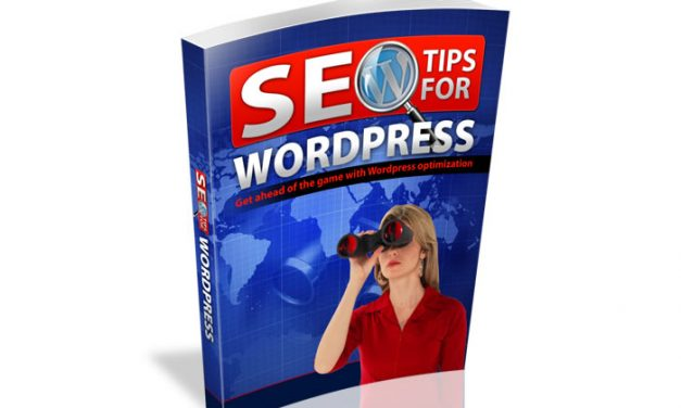 SEO Tips For WordPress