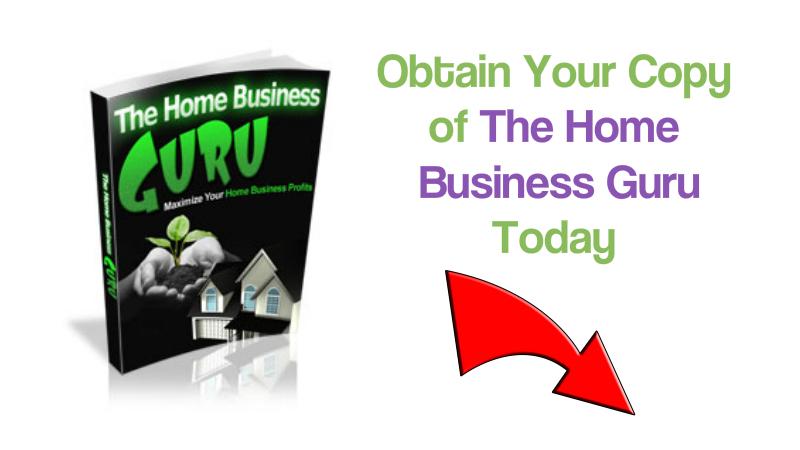 The Home Business Guru Ebook