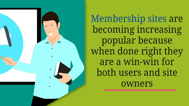 Think About Making Use Of Membership Site Management Software