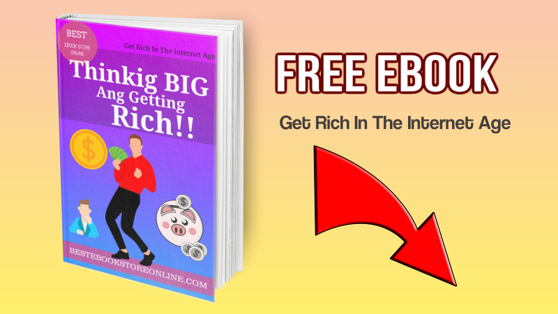 Thinking BIG And Getting Rich eBook