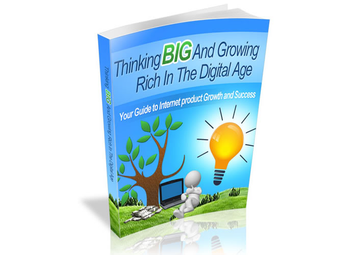 Thinking Big and Growing Rich in the Digital  Age