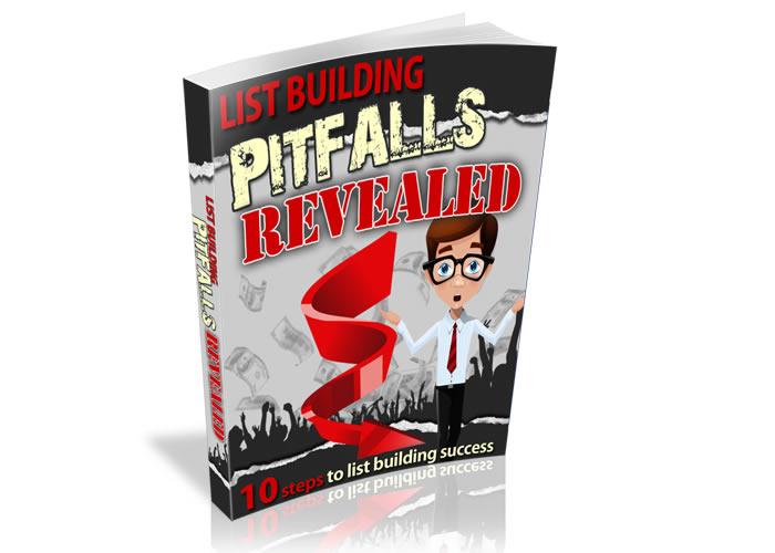 List Building Pitfalls