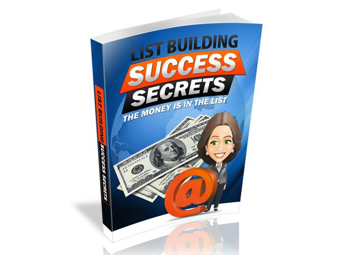 List Building Success Secrets
