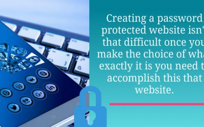 How to Build a Password Protected Membership Website