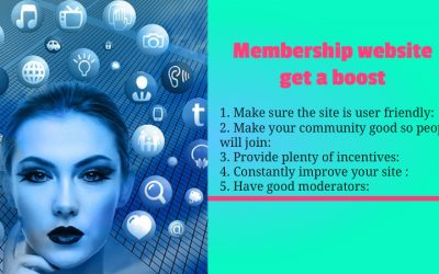 How to Give Your Membership Website a Boost