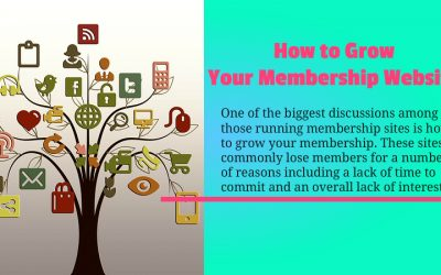 How to Grow Your Membership Website